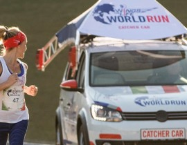 Di corsa verso Wings for life World Run