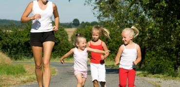 Run baby run. Correre con i ragazzi