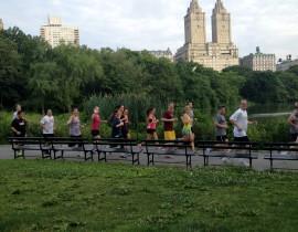 Andate a NYC? Ecco qualche consiglio per praticare fitness all'aperto