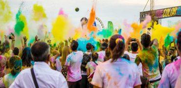 Il racconto di come la Color run abbia risvegliato il mio lato bambino