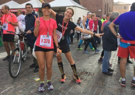 Un torrone mi motiverà (diario dalla Maratonina di Cremona)
