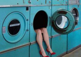 La lavatrice sportiva [e il mio alter ego di casalinga disperata]