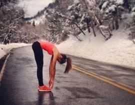 Cinque suggerimenti per la beauty routine invernale del runner