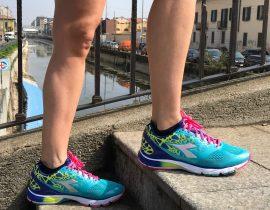 Test: Blushield, tutti i segreti della scarpa da running universale di Diadora
