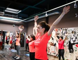 Yoga e bellezza protagoniste a Casa Lago con RUN4ME Lierac