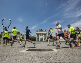 Cinque buoni motivi per correre la Wings for life world run