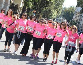 Treviso si tinge di rosa