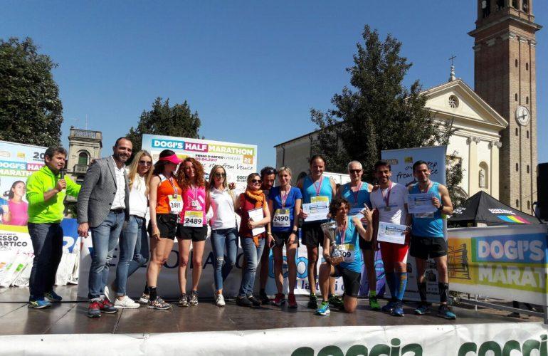 Ventuno km di sorprese alla Dogi's half marathon