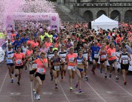 Milano si è tinta di rosa grazie alla Lierac Beauty Run