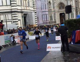 """Un esordio in maratona """"dantesco"""""""